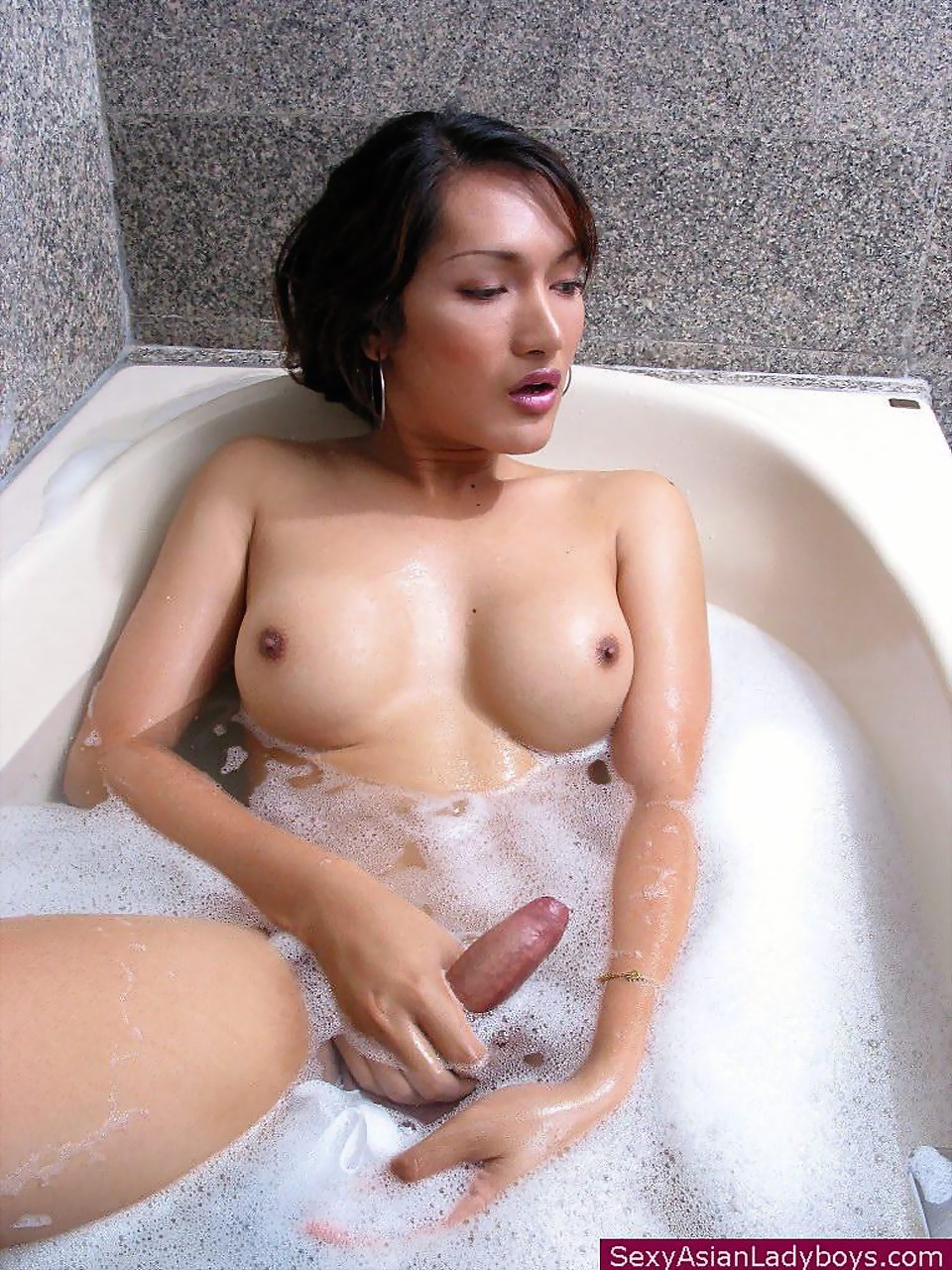 from Easton asian shemale bath clip